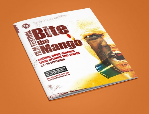 bite the mango film festival brochure