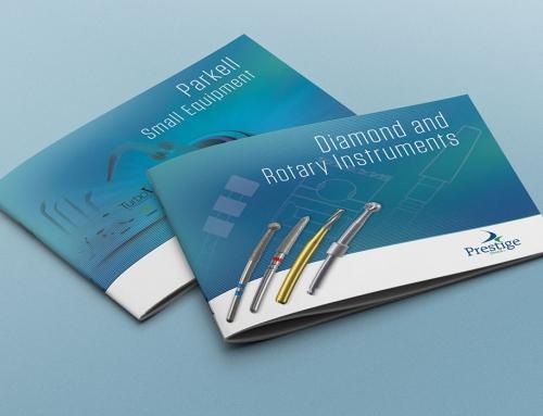 prestige dental product brochures